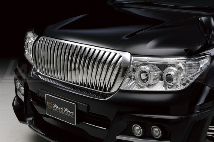"Решетка радиатора ""Lincoln Style"" для Toyota Land Cruiser 200 (2007-2015)"