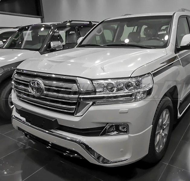 Обвес Executive (Middle East) Toyota Land Cruiser 200 (2016-2021)