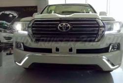 Обвес Executive (Middle East) Toyota Land Cruiser 200 (2016-2021) LED