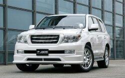 Обвес Jaos Toyota Land Cruiser 200 (2007-2011)
