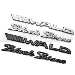 Эмблема Wald Black Bison на Land Cruiser 200