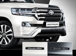 Фары Executive Toyota Land Cruiser 200 (2016-2021)