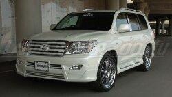 Обвес Branew Toyota Land Cruiser 200 (2007-2011)