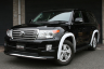 Расширители колесных арок Elford Land Cruiser 200 (2007-2015)