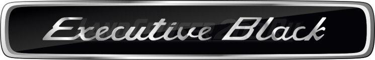 Эмблема Executive Black на Toyota Land Cruiser 200