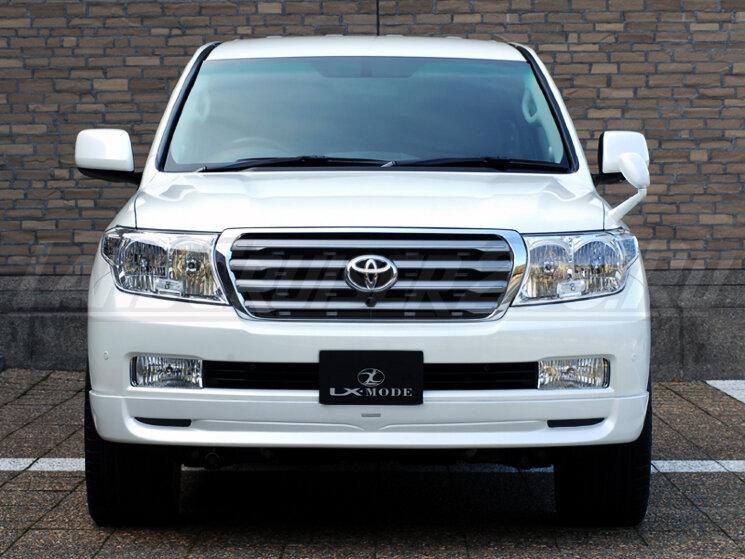 Накладка переднего бампера LX-Mode Land Cruiser 200 (2007-2011)