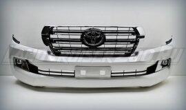 Рестайлинг (facelift) Toyota Land Cruiser 200 Базовый