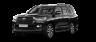 Накладка переднего бампера Excalibur Land Cruiser 200 (2016-2019)