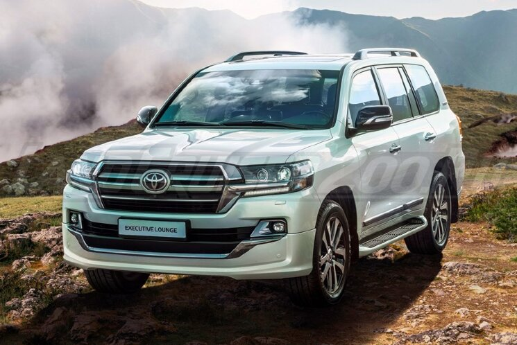 Обвес Executive Lounge Toyota Land Cruiser 200 (2016-2019)