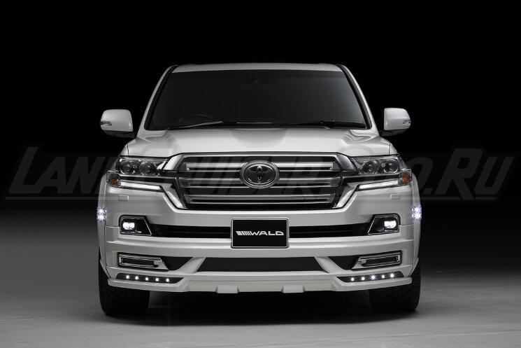 Обвес Wald Toyota Land Cruiser 200 (2016-2019)