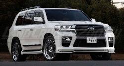 Обвес Elford Toyota Land Cruiser 200 (2016-2019)