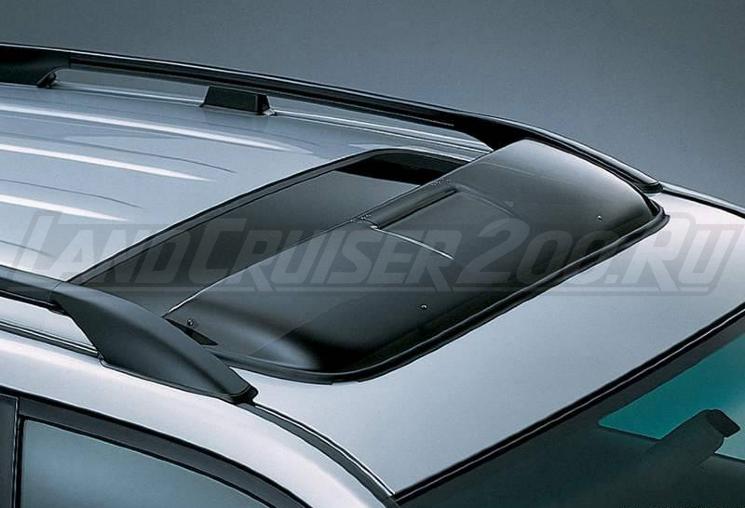 Дефлектор люка Toyota Land Cruiser 200 (2007-2021)