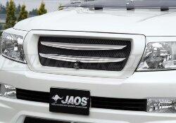 Накладки на фары (реснички) Jaos Toyota Land Cruiser 200