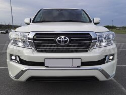 Рестайлинг (facelift) Toyota Land Cruiser 200 в 2016