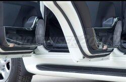 Накладки на обшивку двери и динамиков Toyota Land Cruiser 200 (2007-2021)