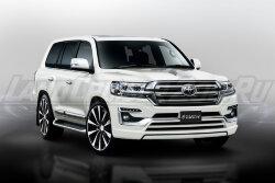 Обвес Double Eight Toyota Land Cruiser 200 (2016-2021)