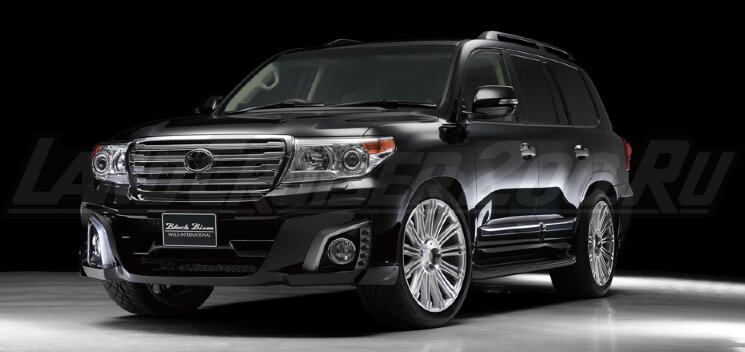 Обвес Wald Black Bison Toyota Land Cruiser 200 (2007-2015)