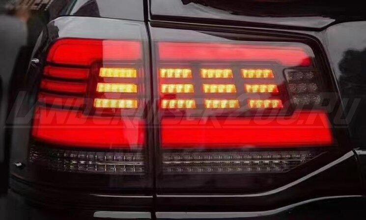 Стоп-сигналы Toyota Land Cruiser 200 (2016-2021)
