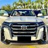 Обвес Toyota Land Cruiser 200 (2016-2021) Limgene Pilot Edition